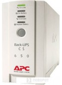 Источник бесперебойного питания APC Back-UPS CS 650VA (BK650EI)