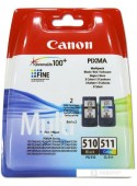 Картридж Canon PG-510 / CL-511 MultiPack [2970B010]