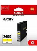 Тонер Canon PGI-2400XL Y