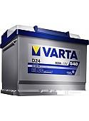 Автомобильный аккумулятор Varta Blue Dynamic D24 560 408 054 (60 А/ч)