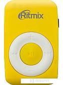 MP3 плеер Ritmix RF-1010 (желтый)