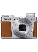 Фотоаппарат Canon PowerShot G9 X Mark II (серебристый)