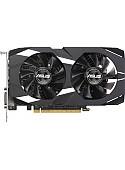 Видеокарта ASUS Dual series GeForce GTX 1050 Ti OC 4GB GDDR5