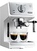 Рожковая помповая кофеварка DeLonghi Active Line ECP 33.21.W