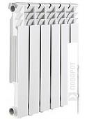 Алюминиевый радиатор Rommer Optima 500 (9 секций)