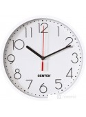 Настенные часы CENTEK СТ-7105 (белый)