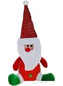 Мягкая игрушка Зимнее волшебство Дед Мороз в валенках