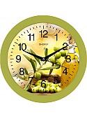 Настенные часы Energy EC-100 (оливки)