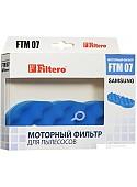 Фильтр электродвигателя Filtero FTM 07
