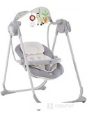 Качалка Chicco Polly Swing Up (silver)