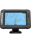 Эхолот-картплоттер Lowrance Elite-7 Ti2 Active Imaging 3-in-1