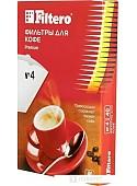 Фильтр для кофе Filtero Classic №4/80