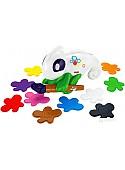 Интерактивная игрушка Fisher-Price Обучающий хамелеон