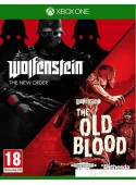 Игра Wolfenstein: The New Order + The Old Blood. Double Pack для Xbox One