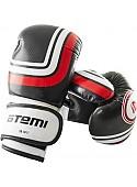 Перчатки для единоборств Atemi LTB-16111 (14 oz, L/XL, черный)