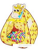 Игровая палатка Ching-ching Жираф