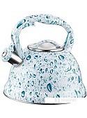 Чайник со свистком Peterhof PH-15643