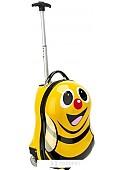 Чемодан Bradex Пчела (детский, желтый)