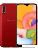 Смартфон Samsung Galaxy A01 SM-A015F/DS (красный)