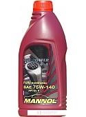 Трансмиссионное масло Mannol Synpower 4x4 75W-140 API GL 5 1л