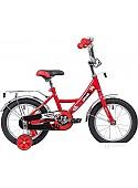 Детский велосипед Novatrack Urban 14 (красный/черный, 2019)
