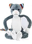 Музыкальная игрушка Zazu Котёнок Кэти