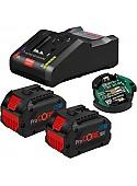 Аккумулятор с зарядным устройством Bosch ProCORE 1600A016GP (18В/8 Ah + 14.4-18В)