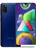 Смартфон Samsung Galaxy M21 SM-M215F/DS 4GB/64GB (синий)