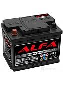 Автомобильный аккумулятор ALFA Hybrid 60 R (60 А·ч)