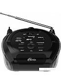 Портативная аудиосистема Ritmix RBB-100