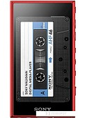 Плеер Hi-Fi Sony Walkman NW-A105 (красный)