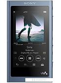 Плеер Hi-Fi Sony Walkman NW-A105 (синий)