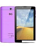 Планшет BQ-Mobile BQ-7038G Light Plus 16GB 3G (сиреневый)