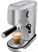 Рожковая помповая кофеварка Sencor SES 4900SS