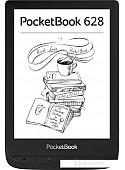 Электронная книга PocketBook 628 (черный)