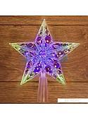 Елочная верхушка Neon-night Звезда 501-002
