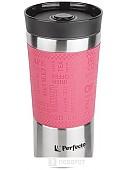 Термокружка Perfecto Linea 27-185000 0.38л (розовый)