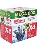 """Таблетки для посудомоечной машины Filtero """"7 в 1"""" 150шт."""
