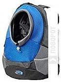 Рюкзак-переноска EBI Crazy Paws Maria M (синий)