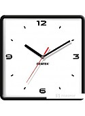 Настенные часы CENTEK CT-7103 (черный)