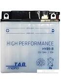Мотоциклетный аккумулятор TAB YB9-B (9 А·ч)