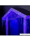 Бахрома Luazon 180 LED 4х0.6м (синий) 2361676