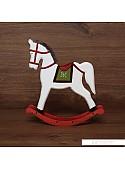 3D-фигура Neon-night Деревянная фигурка «Игрушечный пони белый» 504-044