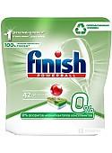 Таблетки для посудомоечной машины Finish Powerball 0% бесфосфатные 42 шт