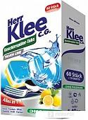 Таблетки для посудомоечной машины Herr Klee Silver Line
