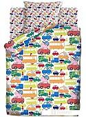 Постельное белье Непоседа Свинка Пеппа 437691 (1.5-спальный, наволочка 70x70)