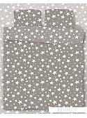 Постельное белье Samsara Stars Grey 220-15 205x220